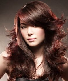 Top 10 Hair Color Trends for Women in 2015 ... brown-mahogany-hair-color └▶ └▶ http://www.topteny.com/?p=5269