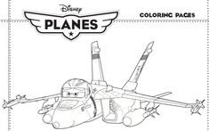 Free Disney Planes Printable Coloring Pages & Activity Sheets #DisneyPlanes - Classy Mommy