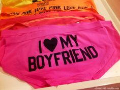 hahaaha yes love u Niall, and love pink VS