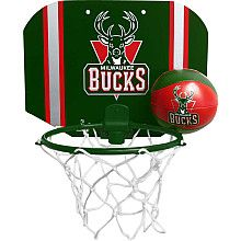 You've always wanted to be able to shoot hoops in your office so why not indulge yourself with this #Bucks basket? Imagine the dunks!
