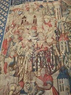 A narrative interpretation of Merovingian history from the reign of Clovis I through the reign of Dagobert I.- CLOVIS 1° 3)BIOGRAPHIE 3.6.3: CONCILE D'ORLEANS, 5: Des 31 canons produits par le concile, il ressort que le roi ou son représentant, c'est à dire le COMTE, se voient réserver le droit d'autoriser ou non l'accès d'un laïc à la cléricature, les esclaves devant d'abord s'en référer aux maîtres.