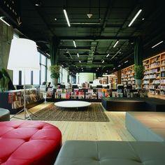 Zie lamp! -> Thailand Creative and Design Centre (TCDC) Bangkok by Duangrit Bunnag, via Behance