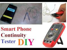 Smart Phone Continuity tester in mobile phone DIY Tutorial
