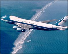 Air Force One! (Regardless of who happens to be flying in it) Simply the BEST overall aircraft in the WORLD