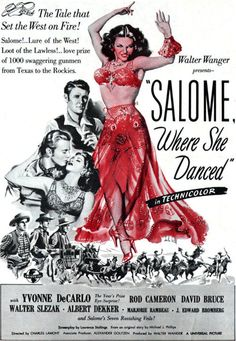 Image result for salome where she danced 1945 albert dekker