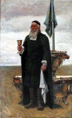 Swedish regimental priest, Great Northern War