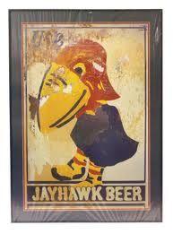 Jayhawk Beer, #ku, #jayhawks, #beer