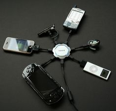 Multi-charging at once.