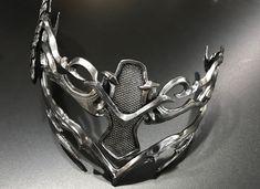 Items similar to Kingsglaive Nyx Ulric Final Fantasy XV mask on Etsy Final Fantasy Xv, Fantasy Heroes, Nyx Ulric, Dragon Armor, Air Brush Painting, Cosplay, Fantasy Landscape, Larp, Ring Designs