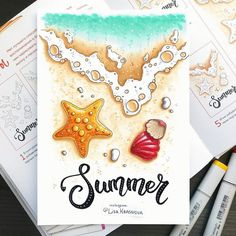 45 Best August Monthly Cover Ideas For Summer Bujos Check out these super cute AUGUST bullet journal monthly cover ideas! Bullet Journal Month, Bullet Journal Cover Page, Bullet Journal Notebook, Bullet Journal Ideas Pages, Bullet Journal Inspiration, Journal Covers, Marker Kunst, Marker Art, Happy Planner