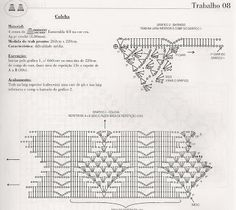 CROCHETANDO COM SONIA: colcha