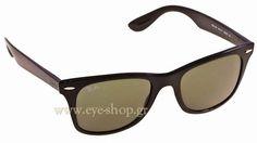 Γυαλιά Ηλίου  Rayban 4195 601/71 Τιμή: 143,00 Ray Ban Sunglasses, Wayfarer, Ray Bans, Eyes, Shopping, Style, Ray Ban Glasses, Swag
