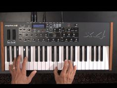 Prophet 12 analogue synth