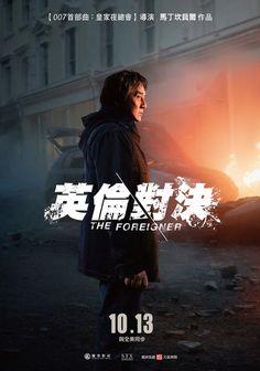 The Foreigner Stream Hd Filme