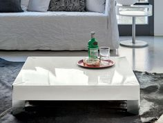 white coffee table uk
