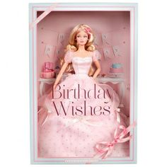 Barbie Birthday Wishes Doll | Overstock.com Shopping - The Best Deals on Celebrity & Fashion Dolls