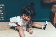 ZARA - #zaraeditorial - ARTISAN CAPSULE | BABY GIRL
