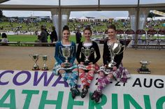 2016 Highland Dance World Champions