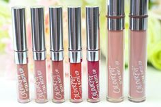 ColourPop Ultra Matte Lips Review & Swatches
