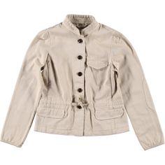 Chique, elegant en uitbundig. Deze creme-kleurige/beige blazer Astrid van het merk Bellerose draagt altijd leuk af. De elleboog-pads maken de jas stoer en sterk. Gemaakt van luchtig katoen en linnen dus ook te dragen bij erg mooi weer.
