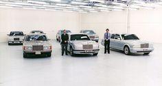 Rolls Royce Styling Studio