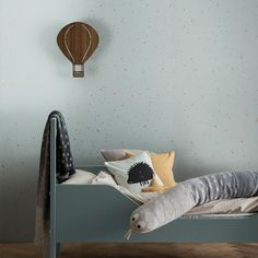 Ferm Living Mr Gradi Snake Cushion | Mr Gradi Snake Ferm Living Soft Toy | Mr Gradi Snake Bed Bumper