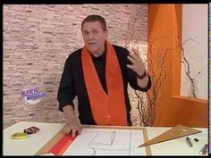 Hermenegildo Zampar - Bienvenidas TV - Continúa con su explicación del Corset. - YouTube