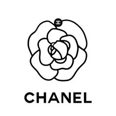 Camellia Chanel Canvas Print by Tres Chic. All canvas prints are professionally printed, assembled, and shipped within 3 - 4 business days and delivered ready-to-hang on your wall. Choose from multiple print sizes, border colors, and canvas materials. Coco Chanel, Chanel Art, Chanel Flower, Chanel Camellia, Chanel Tattoo, Cheetah Print Wallpaper, Simple Doodles, Fashion Wall Art, Floral Illustrations