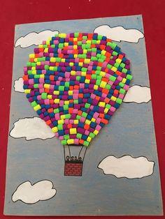 #okuloncesietkinlik- seymaagungor-#childactivites #childpicture #childschool #çocuksanatetkinlikleri #okulöncesisanat #okulöncesietkinlik #pre-schoolpicture #preschoolart #preschoolpicture #seymaagungor Preschool Pictures, Preschool Art, Creative Crafts, Diy And Crafts, Fleurs Diy, Penguin Craft, Bottle Cap Art, Spring Crafts For Kids, Quilling Patterns