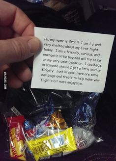 This is how you keep people around you happy when flying with a 1 year old.