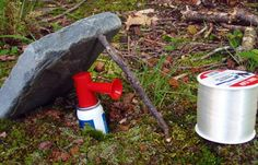 Make a cost-effective DIY perimeter alarm for all survival situations with this tutorial. Survival Life is the best source for survival gear, news, and tips. Survival Life, Homestead Survival, Wilderness Survival, Camping Survival, Outdoor Survival, Survival Prepping, Emergency Preparedness, Survival Gear, Survival Skills