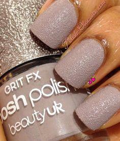 Polish Obsession: Beauty UK - Bansky #nailpolish #beautyuk #textured