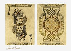 Bicycle® TATTOO Playing Cards Deck by Phoenix Playing Cards — Kickstarter