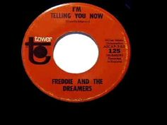 "Chords for Freddie And The Dreamers - ""I'm Telling You Now"". Play along with guitar, ukulele or piano using our intuitive playback interface."