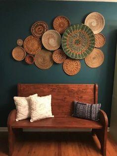 Living Room Decor, Bedroom Decor, Bedroom Wall, Master Bedroom, Bedroom Shelves, Bedroom Quotes, Wicker Bedroom, Dining Room, Bedroom Signs