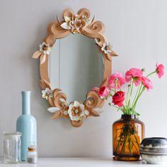 Miroir de papier