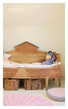 Lovely old bed