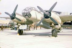 The Junkers Ju 388 Störtebeker was a German multi-purpose fighter aircraft during World War II. Based on Ju 88 and Ju 188 it was different from its predecessors because it was built to operate at high altitudes and was equipped with a pressurized cabin. Aircraft Parts, Ww2 Aircraft, Fighter Aircraft, Military Aircraft, Luftwaffe, Fighter Pilot, Fighter Jets, Fighting Plane, Ww2 Planes