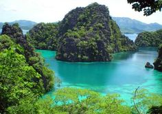 Ariara Island, Palawan, Philippines