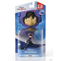 Disney Infinity: Disney Originals (2.0 Edition) Hiro Figure (Universal) - Walmart.com