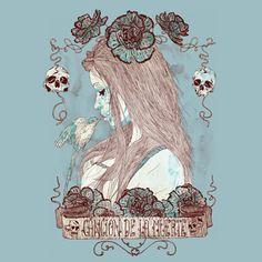 'cancion de la muerte' - Confira: http://cami.st/x6H3B R$55