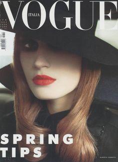 #EugeniaVolodina #aprile2002 #StevenMeisel #VogueItalia