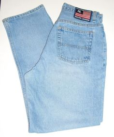 Ralph Lauren Polo Jeans Co Women's Jeans Size 10x29