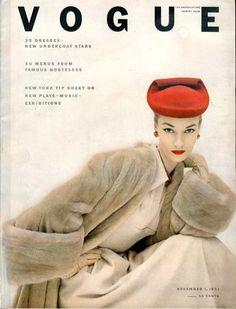 Vogue 1951 cover