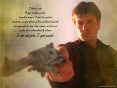 Captain Malcolm Reynolds - Firefly