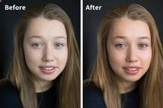 11 Steps for Basic Portrait Editing in Lightroom – A Beginner's Guide #photography #lightroom digital-photograp...
