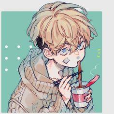 Twitter Pretty Art, Cute Art, Aesthetic Anime, Aesthetic Art, Anime Lindo, Dibujos Cute, Estilo Anime, Wow Art, Anime Poses