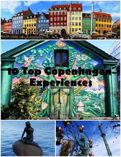 10 things to do in Copenhagen, Denmark.