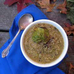 Brussels Sprout Soup - The Pursuit of Hippieness
