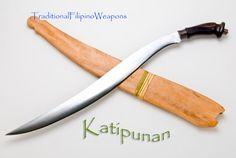 Filipino Katipunan Sword